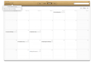iCal-quick-add