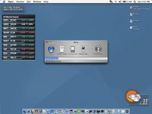 isync screenshot